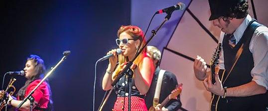 Photo d'Electro Vaudeville Festival