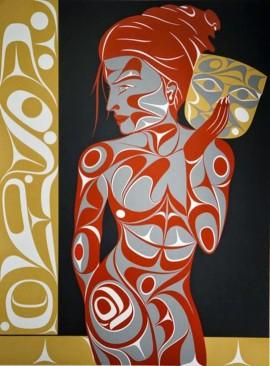 A Spirit Within Remarque par Rande Cook.