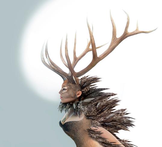 Tanya Tagaq, interprète originaire du Nunavut. | Photo par Ivan Otis